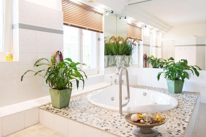 罗斯托克贝斯特韦斯特酒店 - 什未林 - 浴室