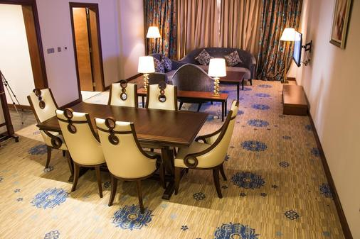 沙迦瑞恩酒店 - 沙迦 - 餐厅