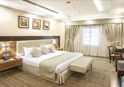 阿尔罗达酒店-阿尔赛莱麦 - 吉达 - 睡房