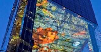 维也纳斯蒂芬斯顿索菲特酒店 - 维也纳 - 建筑