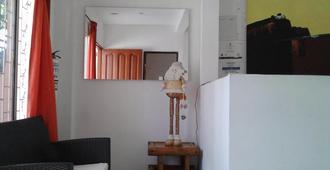 卡布雷洛拉 46 号之家青年旅舍 - 卡塔赫纳 - 客厅