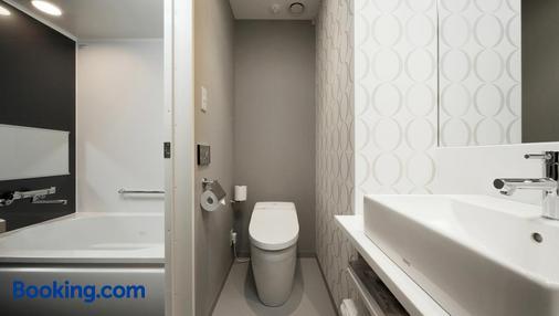 仙台华盛顿酒店 - 仙台 - 浴室