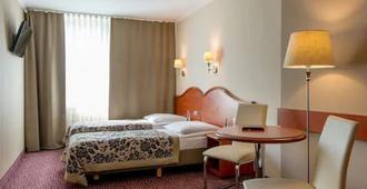 克拉库斯酒店 - 克拉科夫 - 睡房