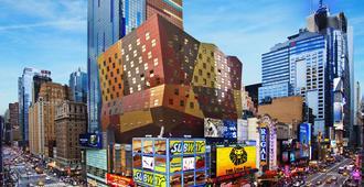 纽约时代广场威斯汀酒店 - 纽约 - 建筑