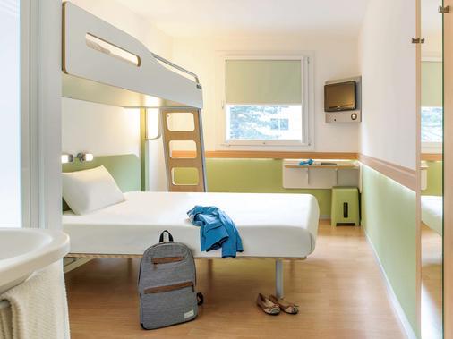 慕尼黑南宜必思快捷酒店 - 慕尼黑 - 睡房