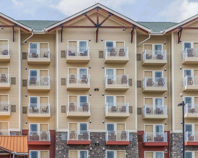 克拉丽奥酒店 - 鸽子谷 - 建筑