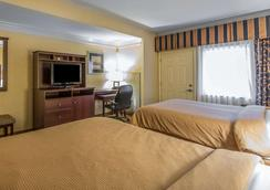 克拉丽奥酒店 - 鸽子谷 - 睡房