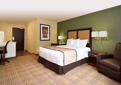 亚特兰大-德卢斯美国长住酒店 - 德卢斯 - 睡房