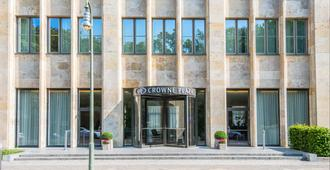 柏林波兹坦广场皇冠假日酒店 - 柏林 - 建筑