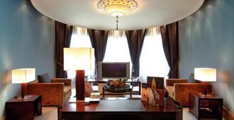 卡萨富思特酒店 - 巴塞罗那 - 客厅