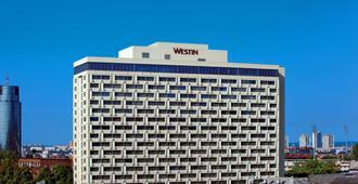 威斯汀泽格布酒店 - 萨格勒布 - 建筑