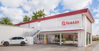 迈阿密斯普林斯-迈阿密国际机场华美达酒店 - 迈阿密泉