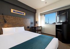 东京上野芬迪别墅酒店 - 东京 - 睡房