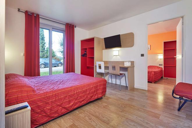 阿维尼翁家首相酒店 - 阿维尼翁 - 睡房