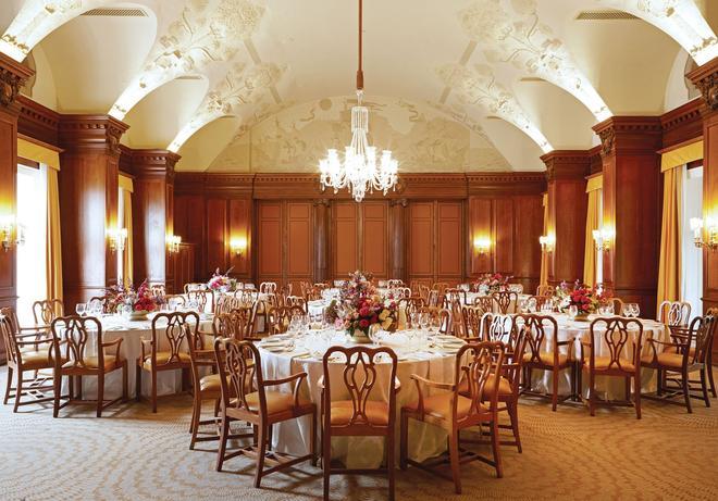 纳尔逊山酒店 - 开普敦 - 宴会厅