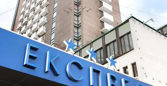 快捷酒店 - 基辅 - 建筑