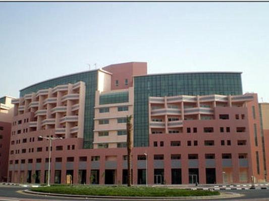 中西快捷公寓大酒店 - 迪拜 - 建筑
