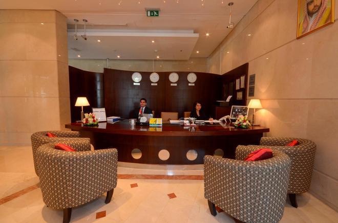 中西快捷公寓大酒店 - 迪拜 - 柜台