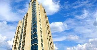 迪拜兰德阿拜德斯公寓酒店 - 迪拜 - 建筑