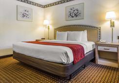帕洛阿尔托斯坦福大学康福特旅馆 - 帕罗奥多 - 睡房