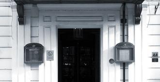 林肯白鹿酒店 - 林肯 - 建筑