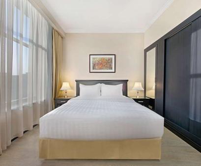 多哈伊兹丹酒店 - 多哈 - 睡房