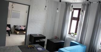 苏打旅馆及公寓 - 波兹南 - 建筑