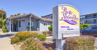太平洋海岸旅馆 - 莫罗湾 - 莫罗贝 - 建筑