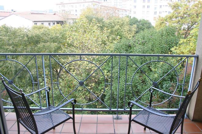 圣瑟南小客栈 - 图卢兹 - 阳台