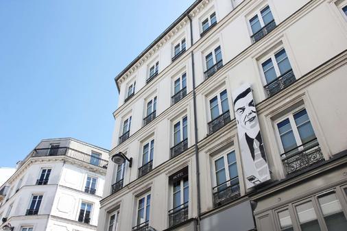 康福特蒙马特尔普拉斯杜特尔特酒店 - 巴黎 - 建筑