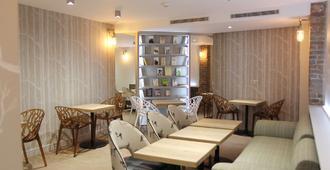 康福特蒙马特尔普拉斯杜特尔特酒店 - 巴黎 - 餐馆