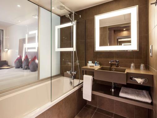 伦敦城南诺富特酒店 - 伦敦 - 浴室