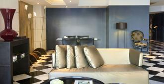 德比大酒店 - 巴塞罗那 - 客厅