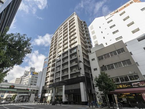 御堂筋本町站前阿帕酒店 - 大阪 - 建筑