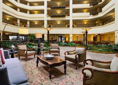 塔尔萨万丽酒店及会议中心 - 图尔萨 - 休息厅
