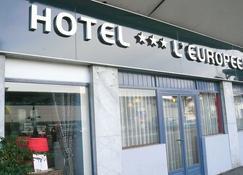 流洛品酒店 - 塔布 - 建筑