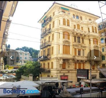 汤玛赛欧酒店 - 热那亚 - 户外景观