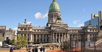 布宜诺斯艾利斯方尖碑宜必思酒店 - 布宜诺斯艾利斯