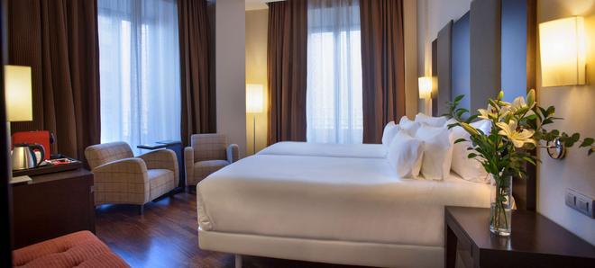 新罕布什尔州维多利亚酒店 - 格拉纳达 - 睡房