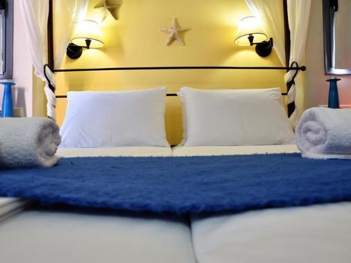金海湾公寓酒店 - 玛利亚 - 睡房