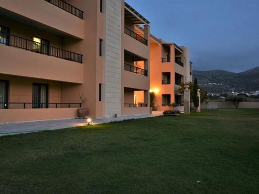 金海湾公寓酒店 - 玛利亚 - 建筑