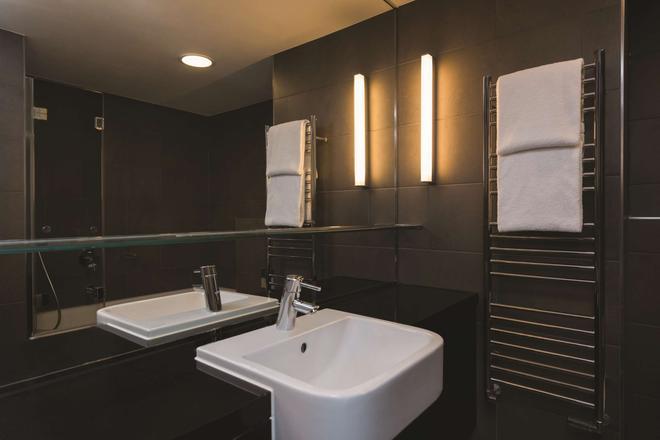 柏林哈克市场阿迪纳公寓酒店 - 柏林 - 浴室
