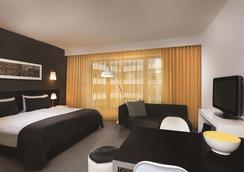 柏林哈克市场阿迪纳公寓酒店 - 柏林 - 睡房