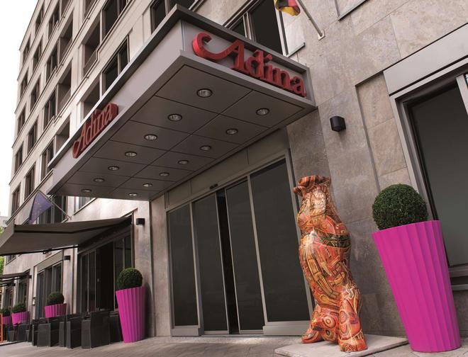 柏林哈克市场阿迪纳公寓酒店 - 柏林 - 建筑