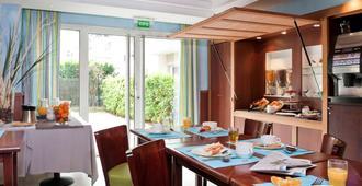 阿德吉奥巴黎柏特休蒙酒店 - 巴黎 - 餐馆