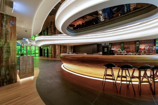 粵海酒店 - 香港 - 酒吧