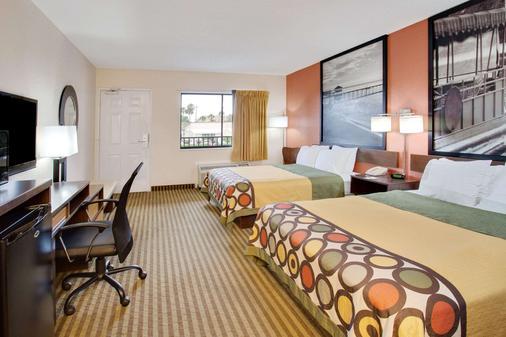 速8奥兰多国际大道北酒店 - 奥兰多 - 睡房