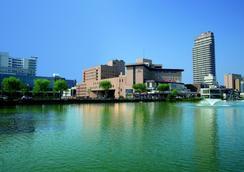 秋田城堡酒店 - 秋田 - 户外景观