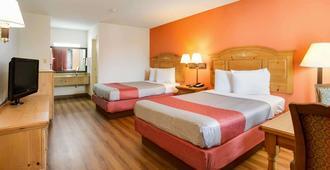 田纳西克拉克斯维尔 6 号汽车旅馆 - 克拉克斯维尔 - 睡房
