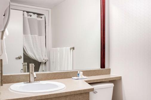 哈利法克斯舒适酒店 - 哈利法克斯 - 浴室